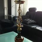 Sahara Smoke Iris