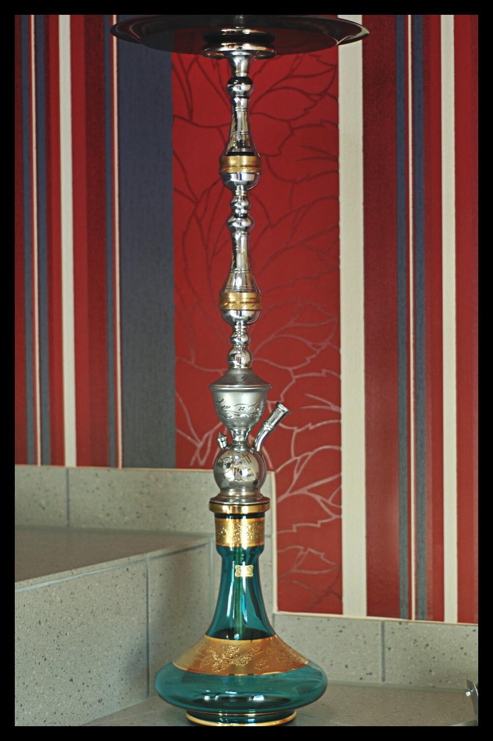 Unbekannte Syrische Pfeife auf der Egermann Morgiana Aqua Bowl