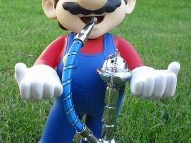 Mario hat jetzt ne eigene Shisha