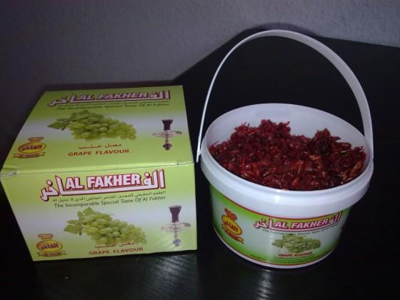 Al Fakher Weintraube