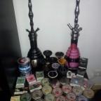 Pfeifen, Köpfe und bissl was zu rauchen :)