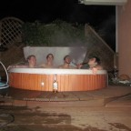 Shisha im Whirlpool :P