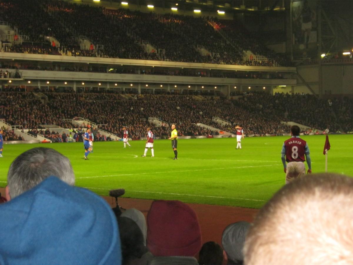 West Ham United vs. FC Everton