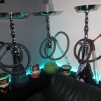 Neues Shisha Regal