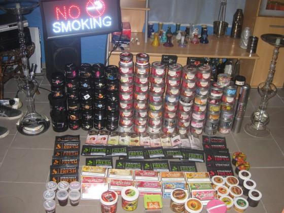 Tabak  neuster Stand :D