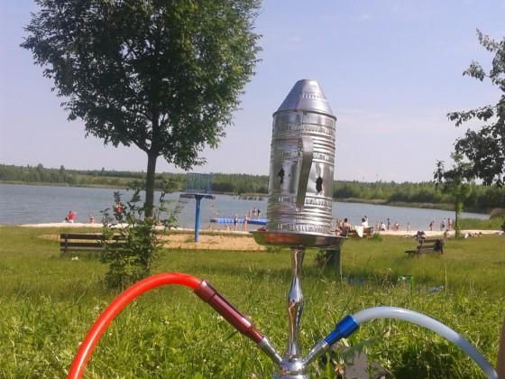 Gemütlicher Tag am See ;)