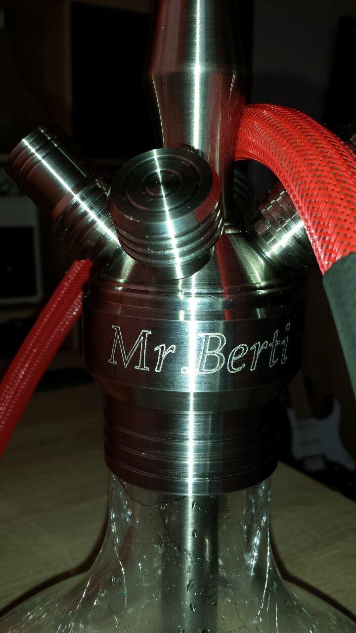 Mr. Berti / Kinimod SMS