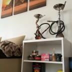 Neues Wohnzimmerregal