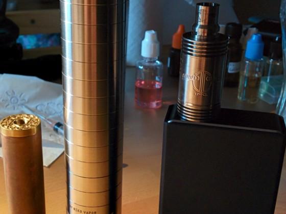 Vapor Giant v2 26650